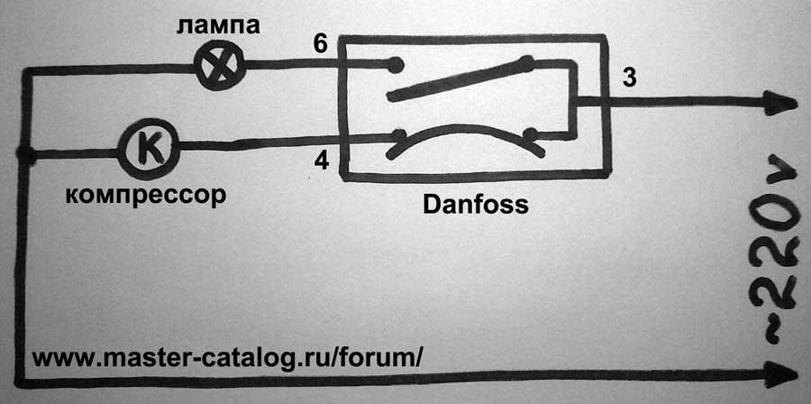 Там-133-1М Схема Подключения